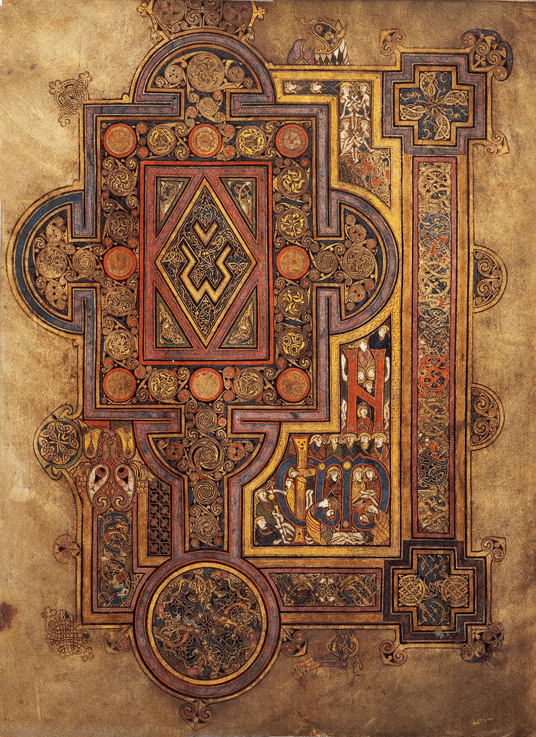 book of kells ireland in context
